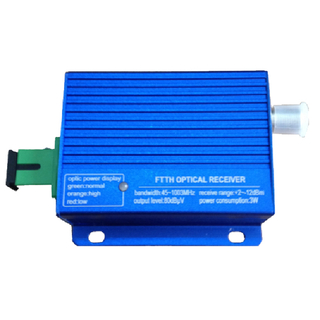 MXT-OR-860H3 FTTH Optical Receiver