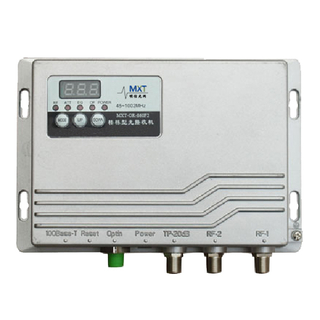 MXT-OR-860F2 FTTB Optical Receiver