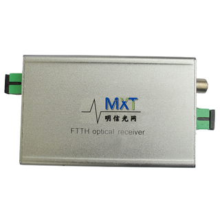 MXT-OR-860H4M Series FTTH Optical Receiver