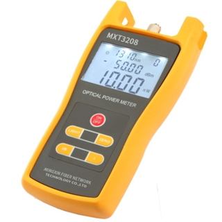 MXT3208 Series Handheld Optical Power Meter